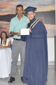 Ceremonia de Grados Caucasia Antioquia Instituto Ferrini - CORFERRINI