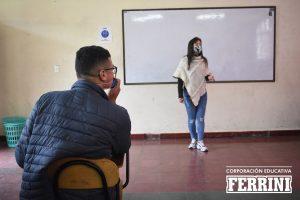 Presencialidad Instituto Ferrini CORFERRINI San Pedro