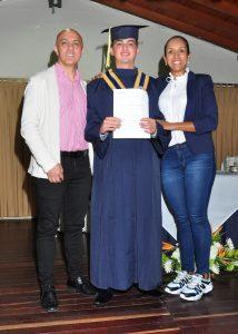 Ceremonia de Grados YARUMAL instituto Ferrini Corferrini