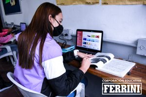 Presencialidad en el Instituto Ferrinin CORFERRINI Venecia 2021