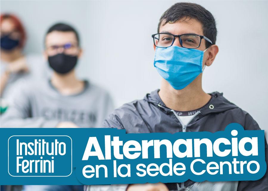 Así se vive la Alternancia en el Instituto Ferrini sede Centro