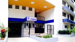 fachada del Instituto Ferrini Sede Calasanz