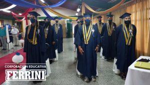 grados Yarumal Instituto Ferrini CORFERRINI 2021-1