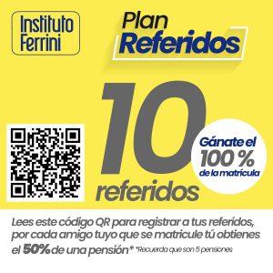 Plan Referidos Instituto Ferrini Sede Centro